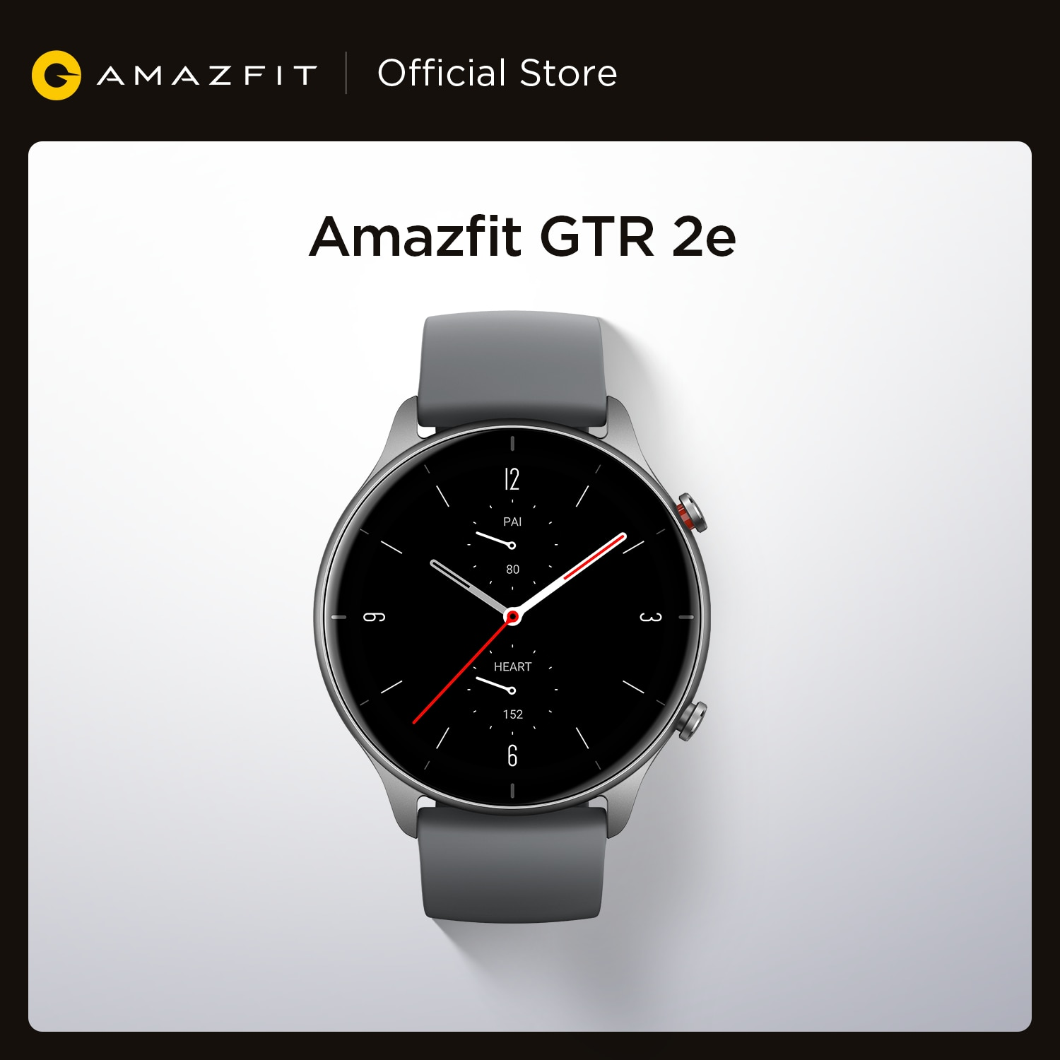 2021 Global Version Amazfit GTR 2e Smartwatch 471 mAh 5 ATM Answer Call Fitness Tracking Smart Watch for Andriod for IOS