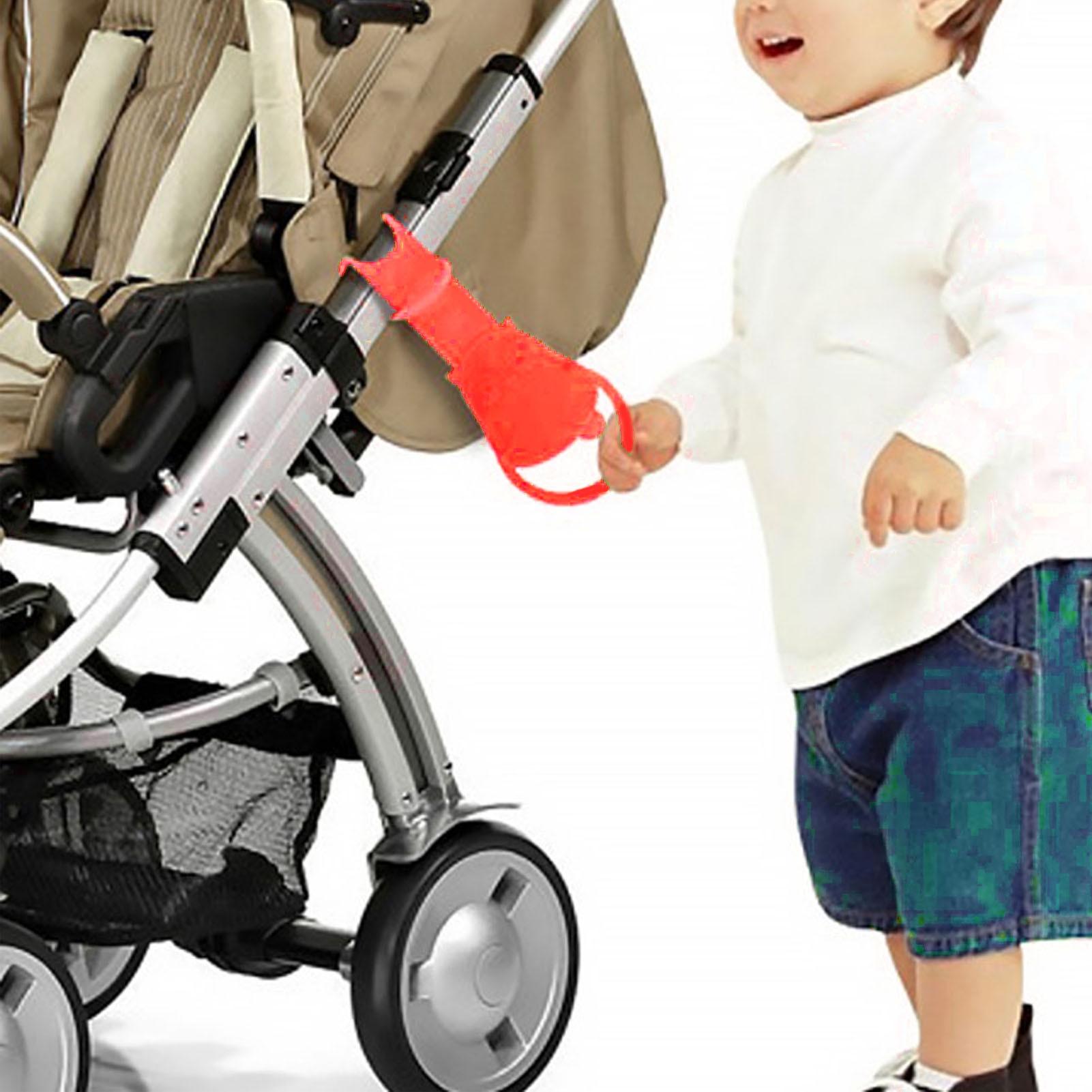 Новый Детские коляски ходунки на жгуте тренировочный пояс для живота анти-потерянный силиконовые Безопасность ручка кулак ребенок Тяговый...