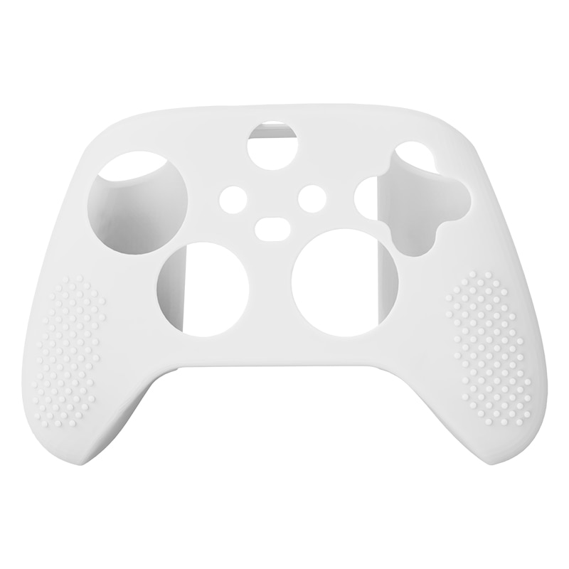 For Xbox One X S Controller Gamepad Silicone Cover Rubber Skin Grip Case Protective For Xbox One Slim Anti-slip Handle Cover