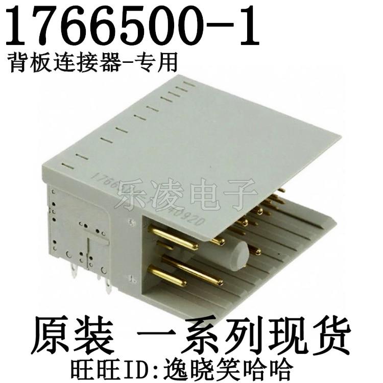 شحن مجاني TE/AMP 1766500-1 10 قطعة