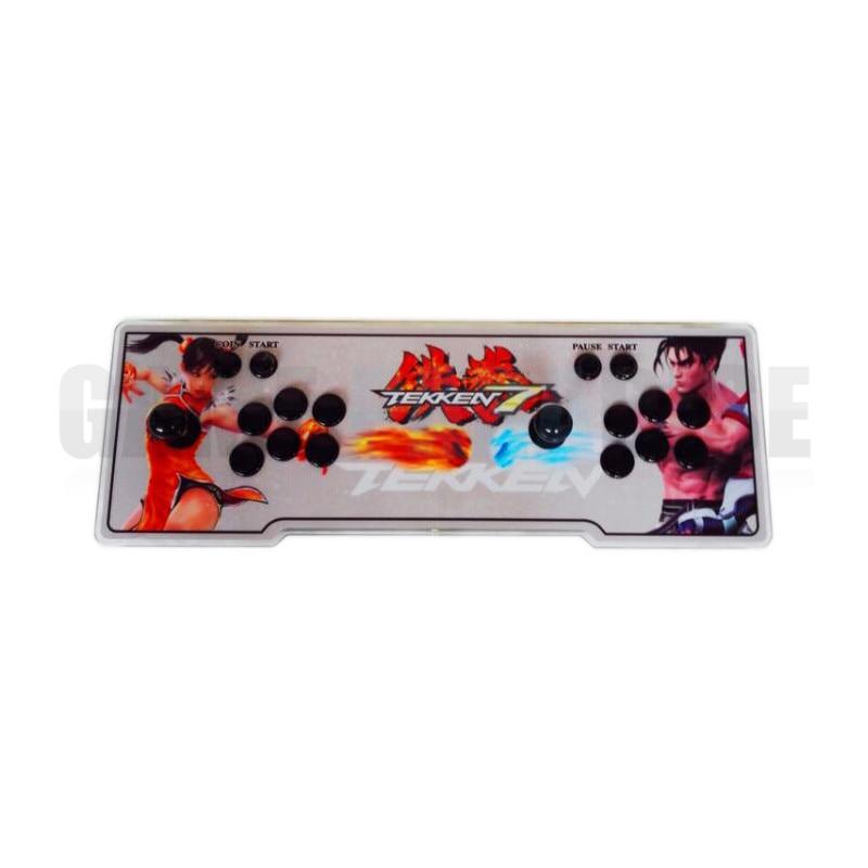 Consola de videojuegos de Arcade 2177 Retro, caja Pandora 7, máquina de Arcade, Joystick de Arcade doble con altavoz incorporado