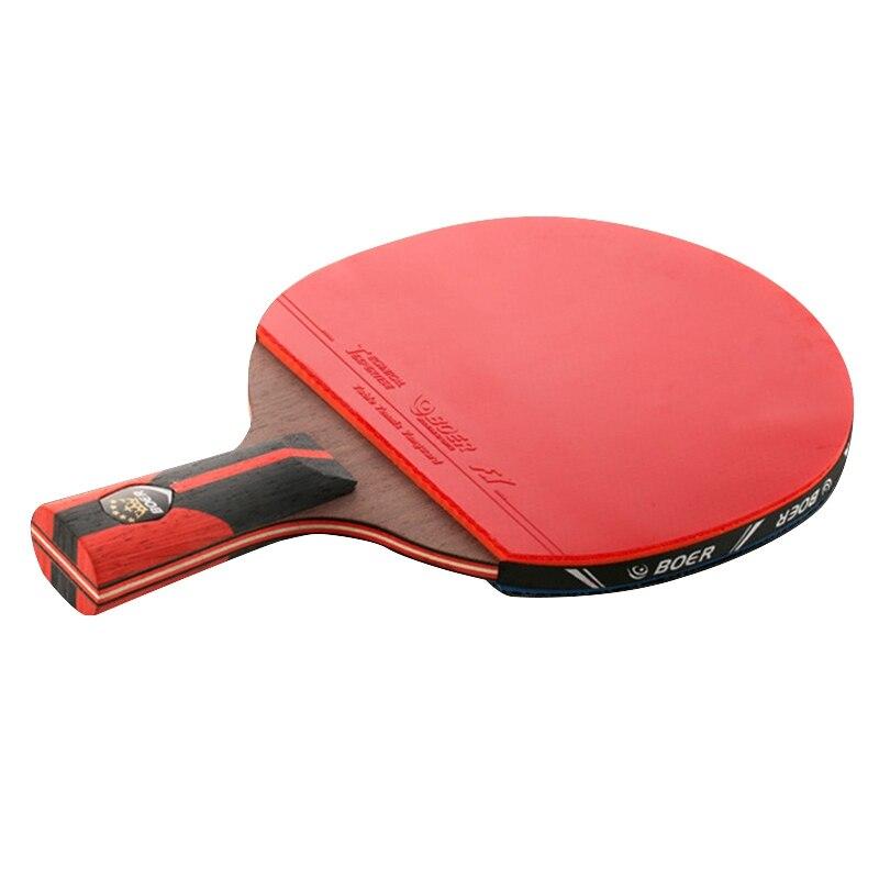 Весло для пинг понга BOER, ракетка для настольного тенниса для игры в турниры