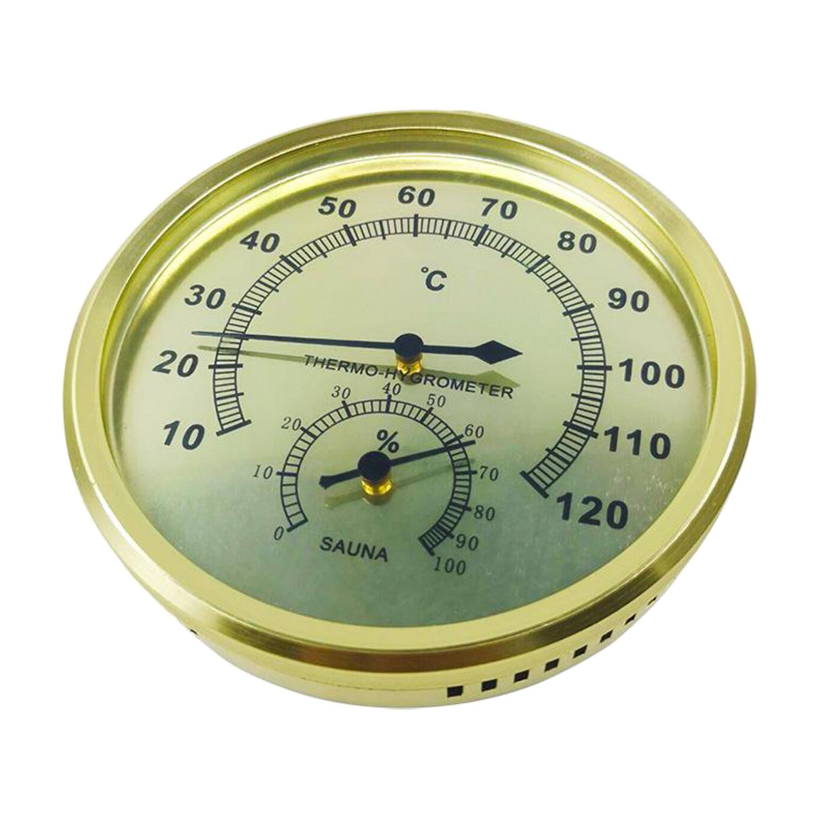 2 в 1, гигрометр-термометр для сауны