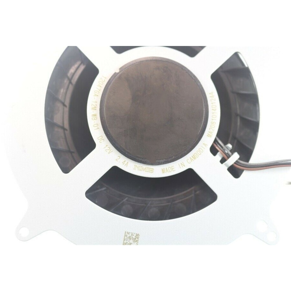 1Pcs Replacement Internal Cooling Fan Internal Cooling Fan Replacement for Sony PlayStation 5 PS5 , 23 blades NMB enlarge