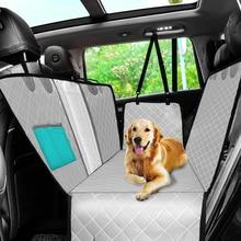 Pet Dog Car Seat Protector 100% Waterproof Car Back Seat Travel Dog Pad Dog Car Hammock Transport Pe