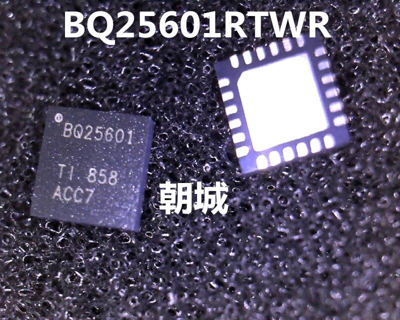 5PCS ~ 20 pçs/lote BQ25601RTWR BQ25601 QFN novo original