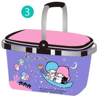 LISM Twin Star Melody, bolsas de almuerzo portátiles de moda, cesta de Picnic de dibujos animados, caja de comida, bolsa de almacenamiento, mantener caliente, Unisex, nuevo