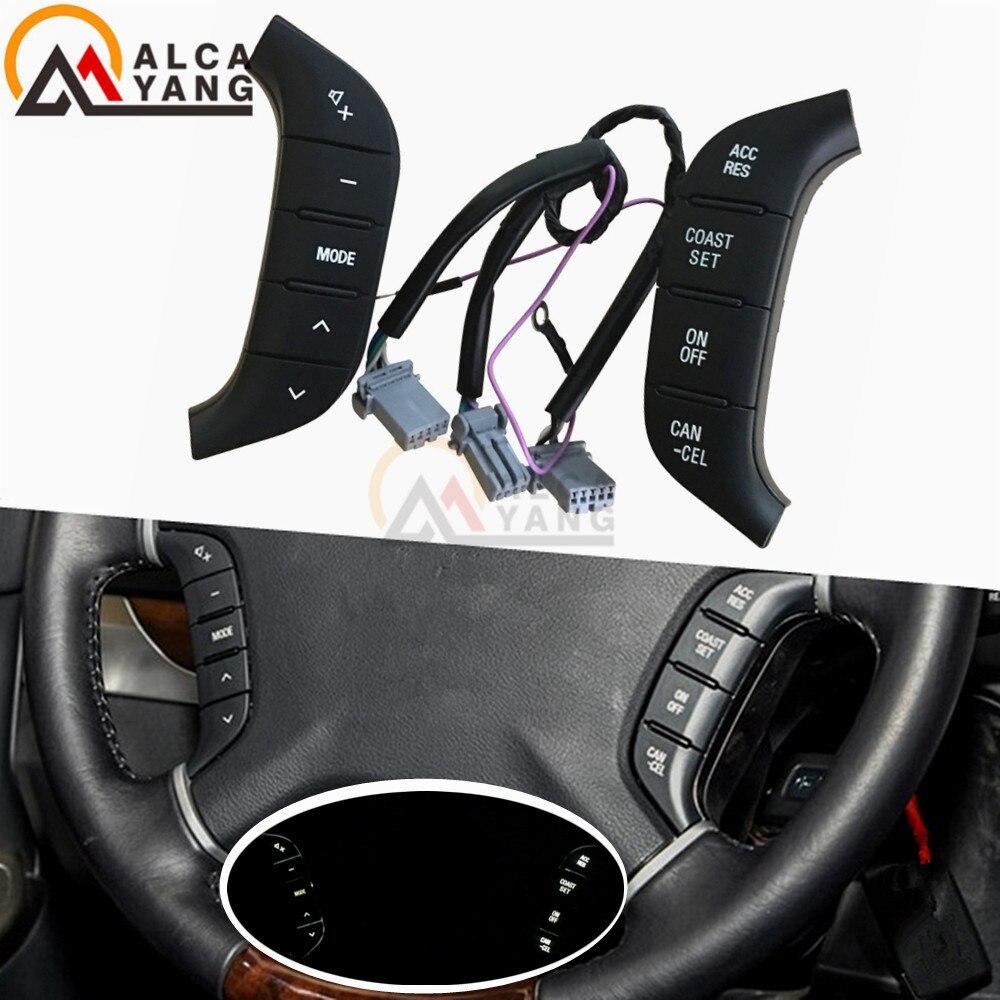 Автомобильные аксессуары переключатель рулевого колеса аудио радио управление 84250-PJL для Mitsubishi Pajero аудио кнопка