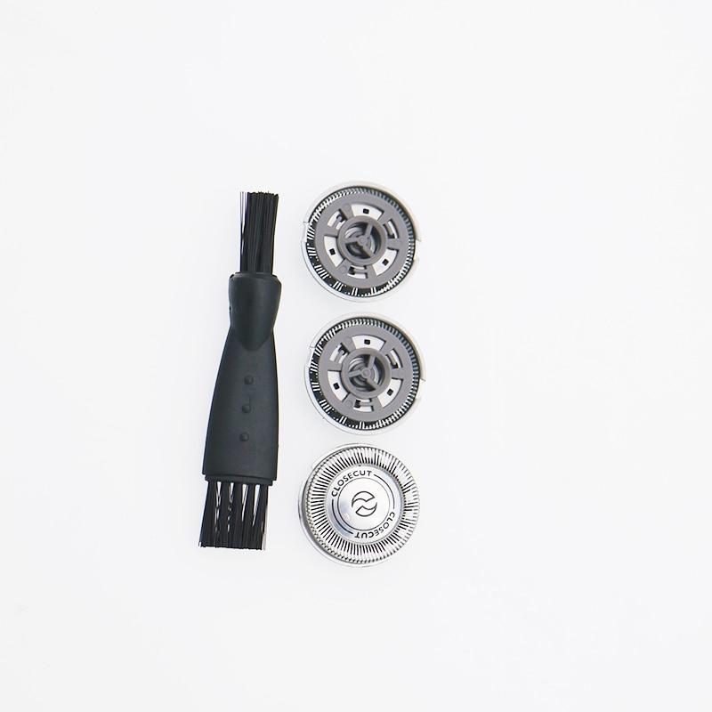 3Pcs HQ4 Replace head razor blade for Philips shaver HQ5401 HQ5413 HQ5421 HS190 HS775 HP1318 HP1319 700RL 705RL 4865XL 4861XL