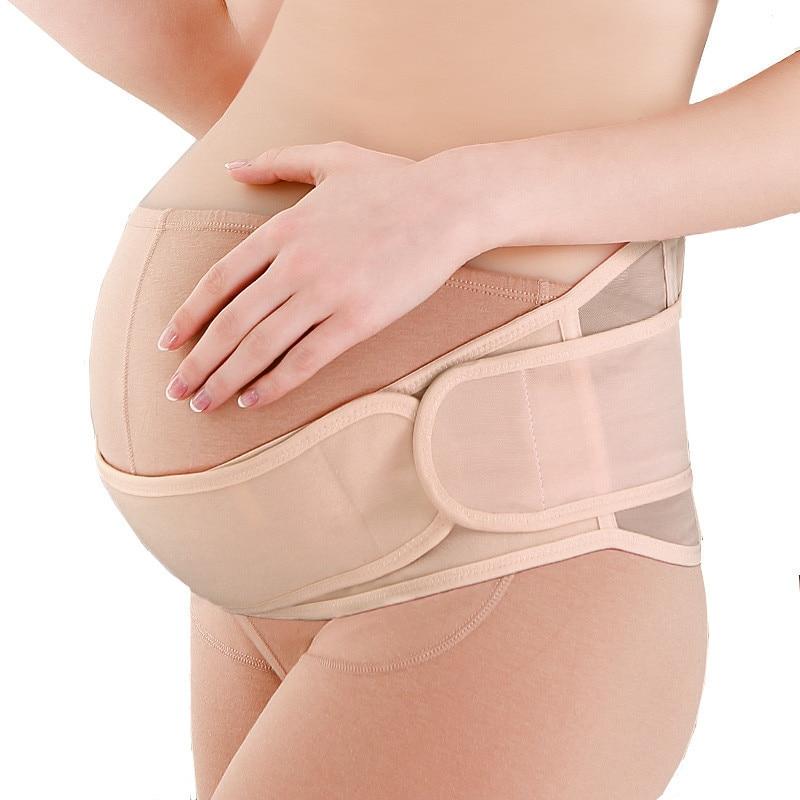 Spuc Belts Maternity Belt Supplies Abdominal Bander Pregnancy Antenatal Bandage Belly Bander Back Support Belt for Pregnant