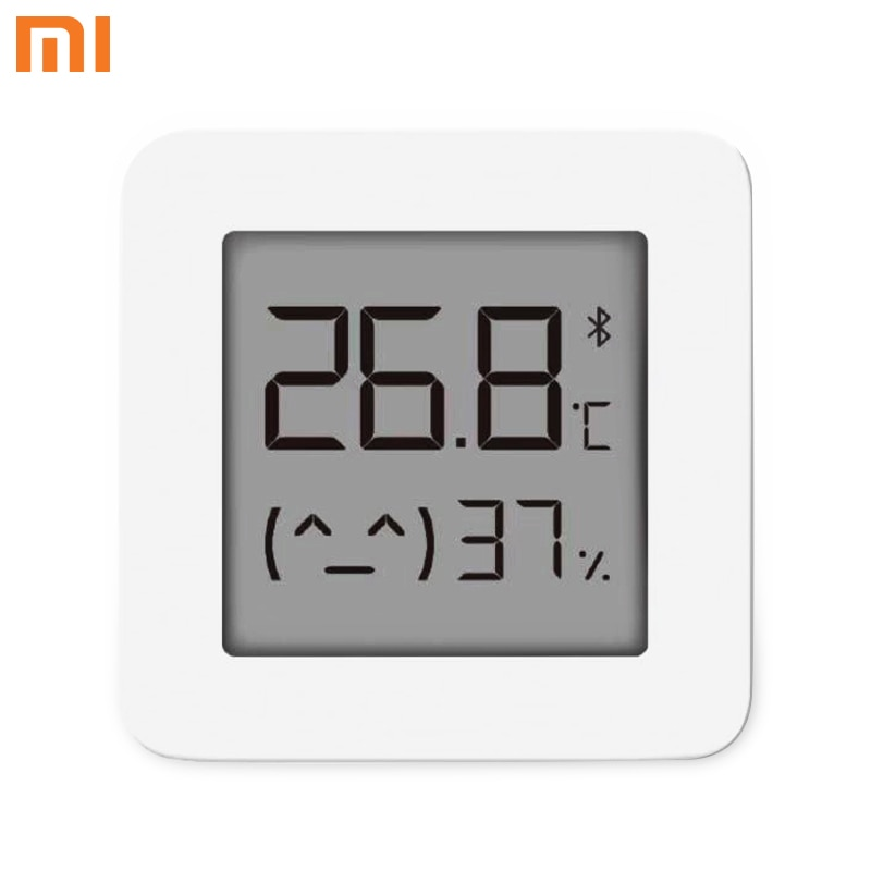 2020 In Stock XIAOMI Mijia Bluetooth Thermometer 2 Wireless Smart Electric Digital Hygrometer Thermo
