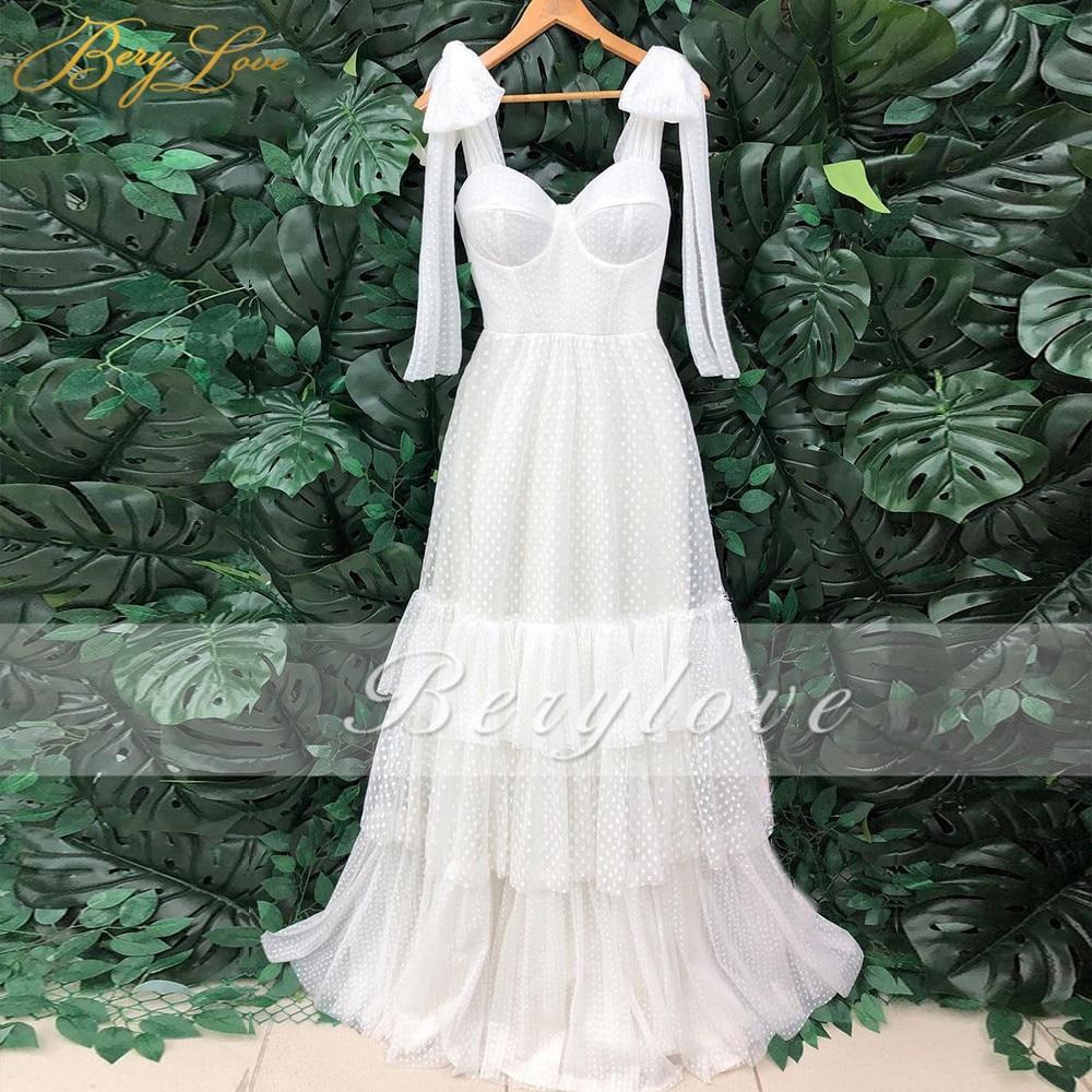 Berylove Dotnet فستان حفلة من التل المتدرج فستان حفلة موسيقية طويل أنيق كشكش على شكل قلب فساتين سهرة على شكل قلب
