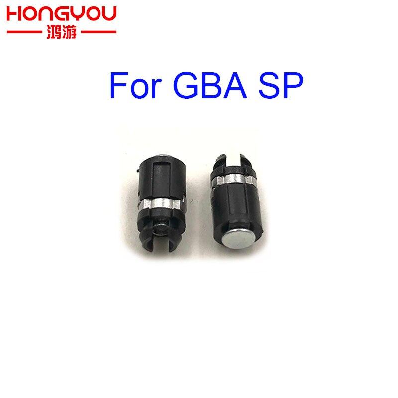 100 قطعة ل GBA SP الدورية رمح استبدال المفصلي ل Gameboy مقدما SP استبدال المحور
