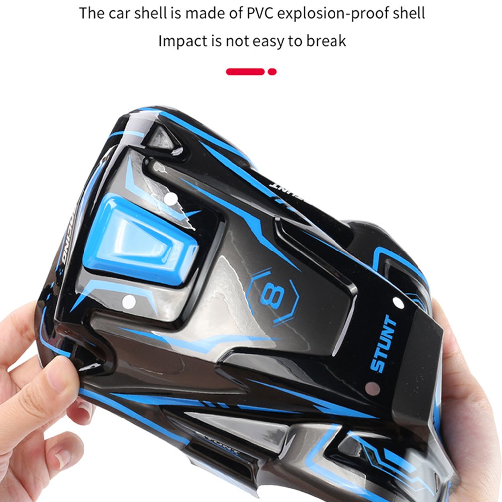 RC Car 4WD Radio Control Stunt Car Gesture Induction Twisting Off-Road Vehicle Light Music Drift Toy High Speed Climbing RC Car enlarge