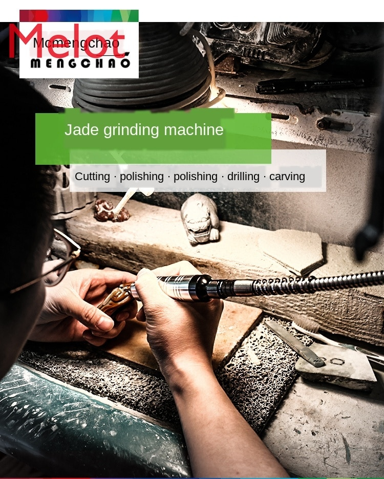 Multi functional jade diamond carving, cutting, grinding and polishing tool kit hot sale Table mill woodworking table saw enlarge