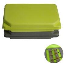 Aventik Float EVA Foam Fly Box Slit Foam Fly Fishing Box 6X3.48X1.2inch