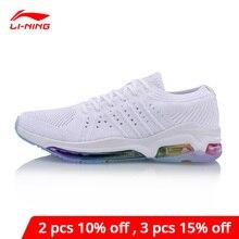 Li-Ning Frauen BLASE GESICHT WG Lifestyle Schuhe Mono Garn Futter li ning Kissen Sport Schuhe Atmungsaktiv Turnschuhe AGCN016 YXB153
