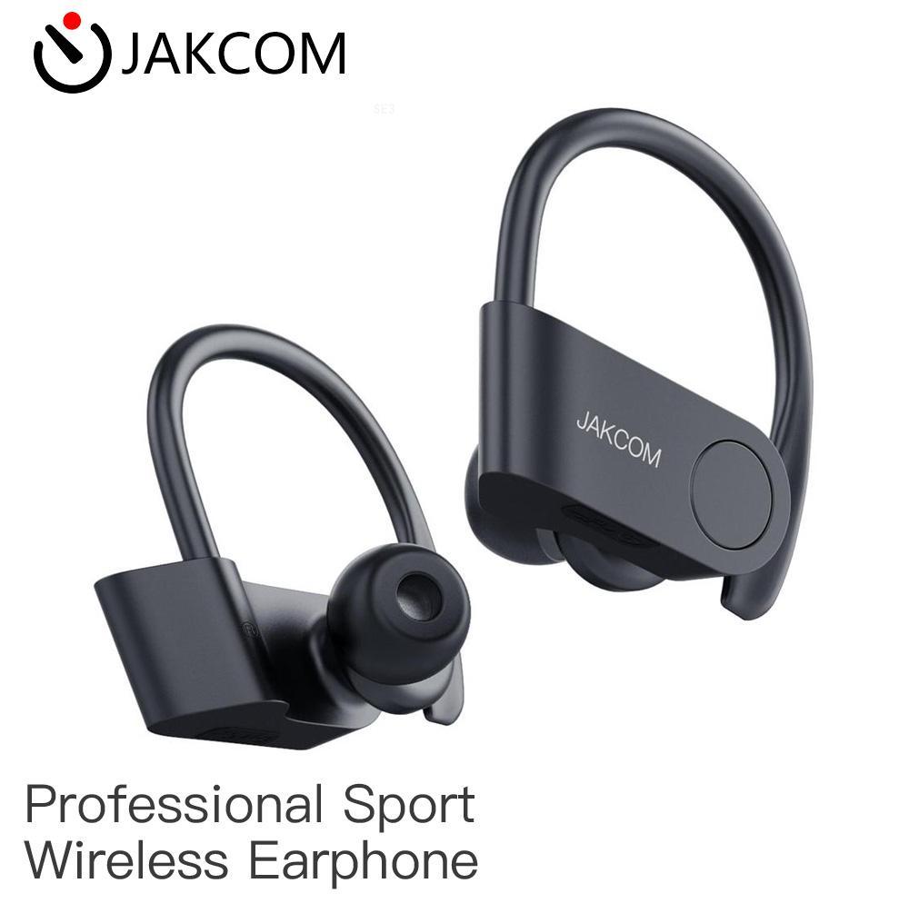Jakcom se3 esporte sem fio fone de ouvido melhor presente com botões livres 3 caso lápis 2 pro luxo galaxy jordan 1