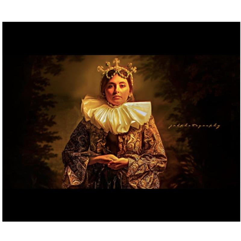Купить с кэшбэком KEMAO Women's Victorian Rococo Dress Inspiration Maiden Costume 18th Century dress Renaissance dress ball gown