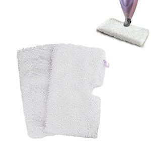 Floor Cleaning Clothes Mop Microfiber Mop Head H2O Cleaning Pad Steam mop cloth for Shark S2901,S2902,S3455K,S3501,S3550,S3801