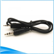 Mini 50cm short 3.5mm Male to Male car Aux Auxiliary Stereo Jack Audio Cable Cord 3.5mm to 3.5mm for