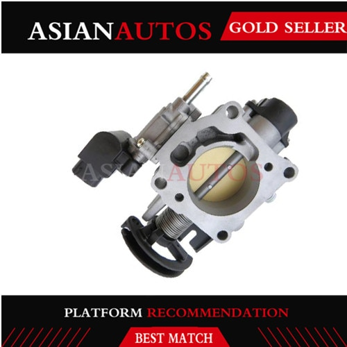 GENUINE Refurbished Throttle Body 198500-1071 for Toyota COROLLA e10 91-97 Throttle 1,3 65 KW Avensis 89452-20130 22270-21011
