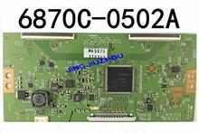 Calvas original 100% test für LG 6870C-0502A 0502B 0502C logic board