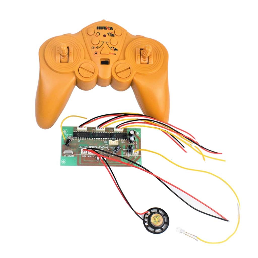 2.4GHz Remote Receiving Board Automatic Frequency Remote Control Car Parts enlarge