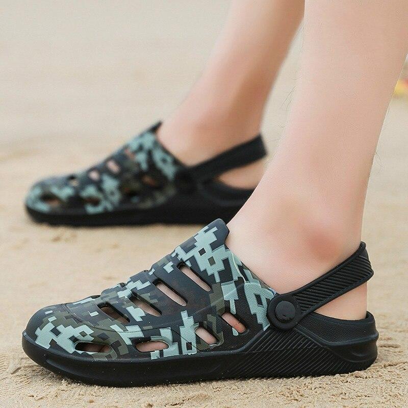 ARUONET, diseñadores de lujo, sandalias de estilo chino resistentes, sandalias de playa, Sandalias planas de alta calidad, sandalias Zapatillas Hombre