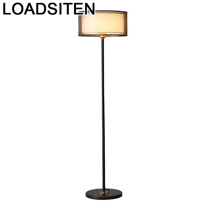 Vloerlampen-Lámpara De Pie Para Sala De estar, lámpara De salón, Luz De...