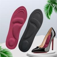 4D Memory Foam стельки Плоскостопие, забота о ногах, подошва обуви ортопедические подушки стельки Спортивная губка арочные Поддержка стельки Для ...