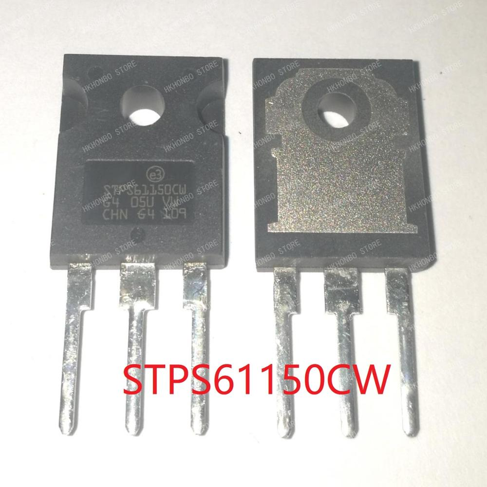Nuevo 100%-247 STPS6045CW STPS61150CW STPS40L40CW STPS60L40CW STPS61H100CW STFW3N150 STFW4N150 STFW24N60M2 STFW38N65M5