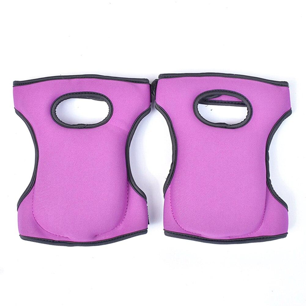 Gardening Knee Pads Knee Protectors Adjustable Straps Knee Pads for Scrubbing Floors Work Soft Comfort New May14