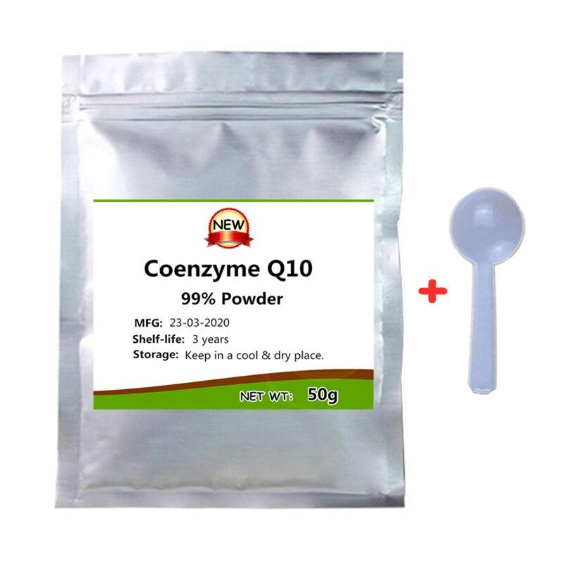 Best High Absorption Coenzyme Q10 99% Powder(CoQ10),Antioxidant for Heart Health,Vitamin Q   Festival Protein Face Body Glitter
