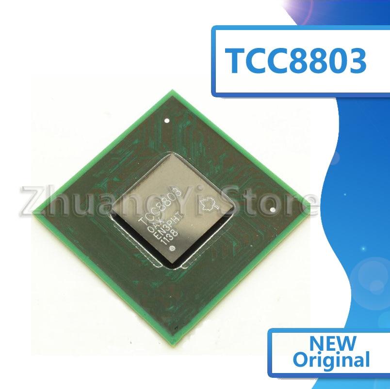 1 unids/lote TCC8803 TCC8803-OAX TCC8803-0AX BGA circuito integrado IC coche chip
