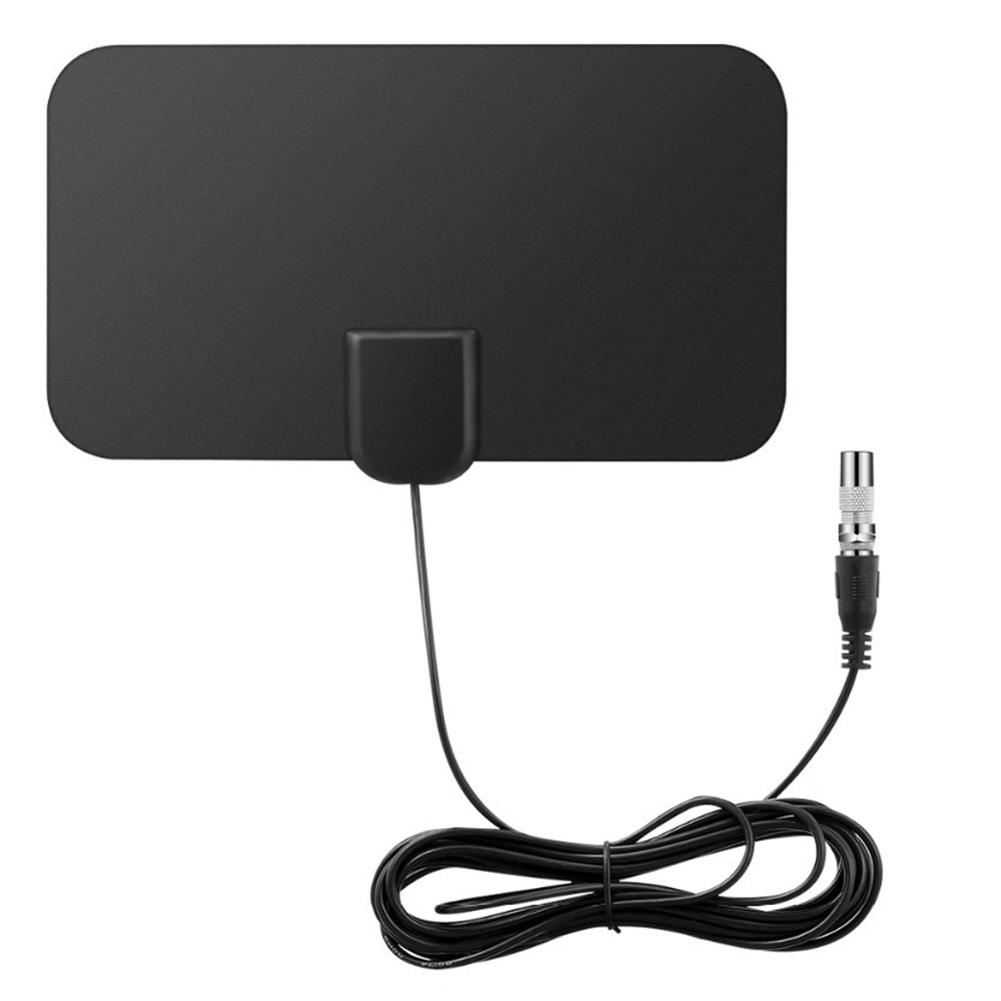 980 миль ТВ антенна HD ТВ антенны внутри помещения универсальные мини HD цифровая Рабочая частота высокое качество простой в использовании