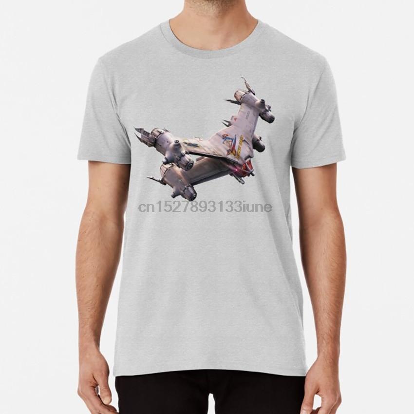 Earthforce Starfury From Babylon 5 T shirt scifi fanart babylon 5 space vehicles spaceship 3d fighter earthforce tv