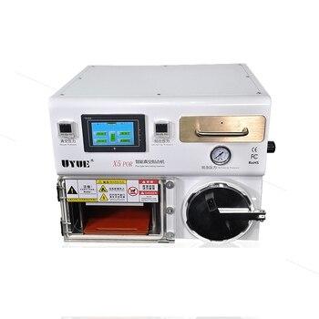 UYUEX5 POR Intelligent Surface Fitting Machine, Vacuum Pump + Pressing, Intelligent Heating, Suitable less than 10 inch screen