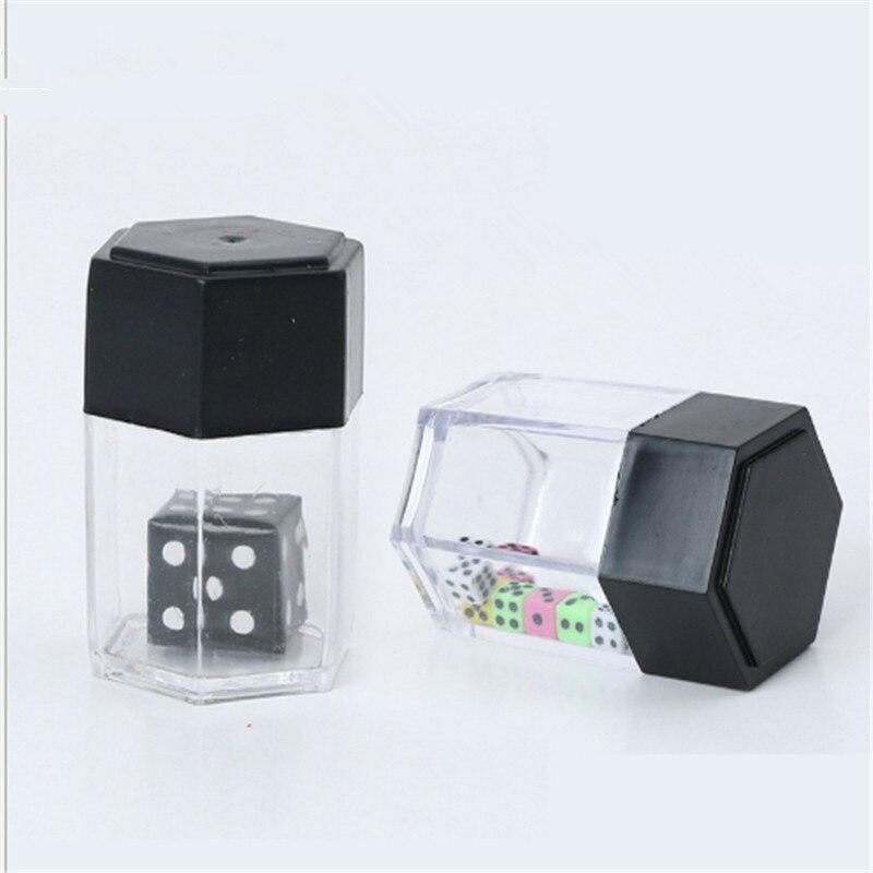 1 unidad de juguetes para trucos de magia, regalo para niños, Gran Explosión de dados, primer plano, truco de magia, broma, juguete de broma