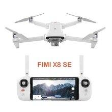 FIMI X8SE 2020 camera drone 4K Quadcopter 8KM drone accessory kit 3axis full drone set RTF remote co