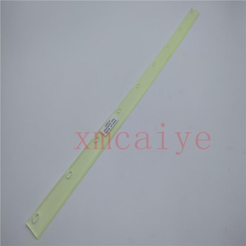 4 قطع RYOBI 520/522/525 غسل يصل شفرات ، L :572 مللي متر ، W:24.5 مللي متر 9 ثقوب