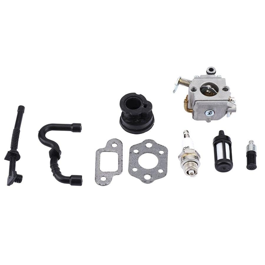 Carburador para motosierra STIHL MS170 MS180 017 018.