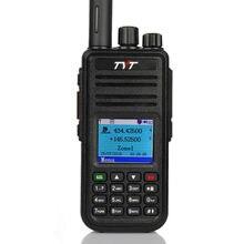 TYT DMR Digital Mobile Radio MD-UV380 Tytera Walkie Talkie 1000 Channel Professional Ham CB Radio Two Way Radio UHF VHF MD 380