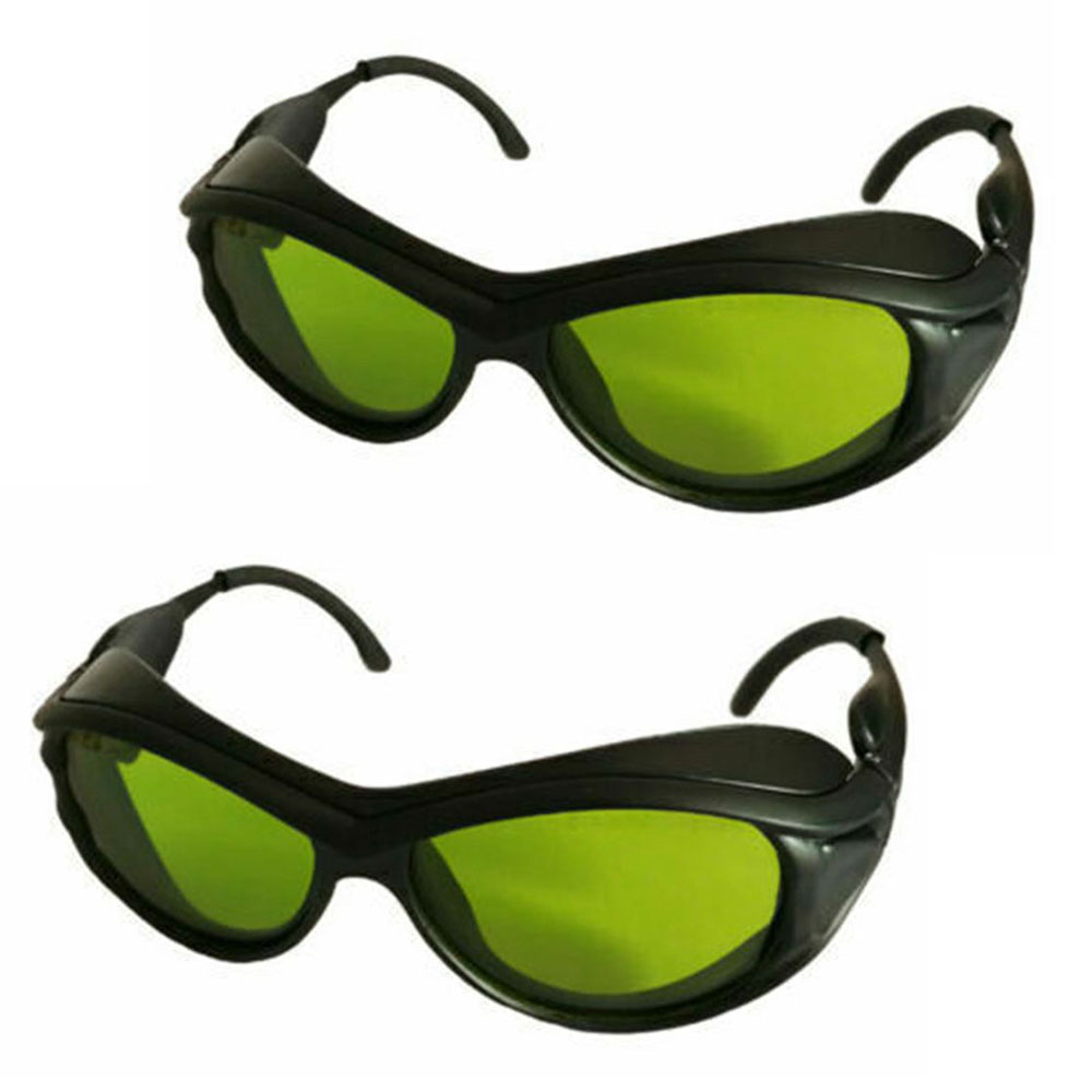 2 шт., лазерные очки для удаления волос