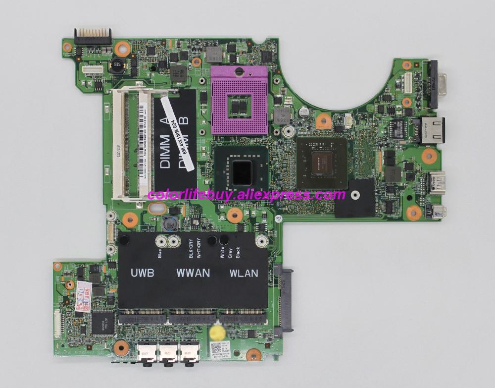 Genuino N028D 0N028D CN-0N028D PM965 G84-601-A2 portátil placa base para Dell XPS...
