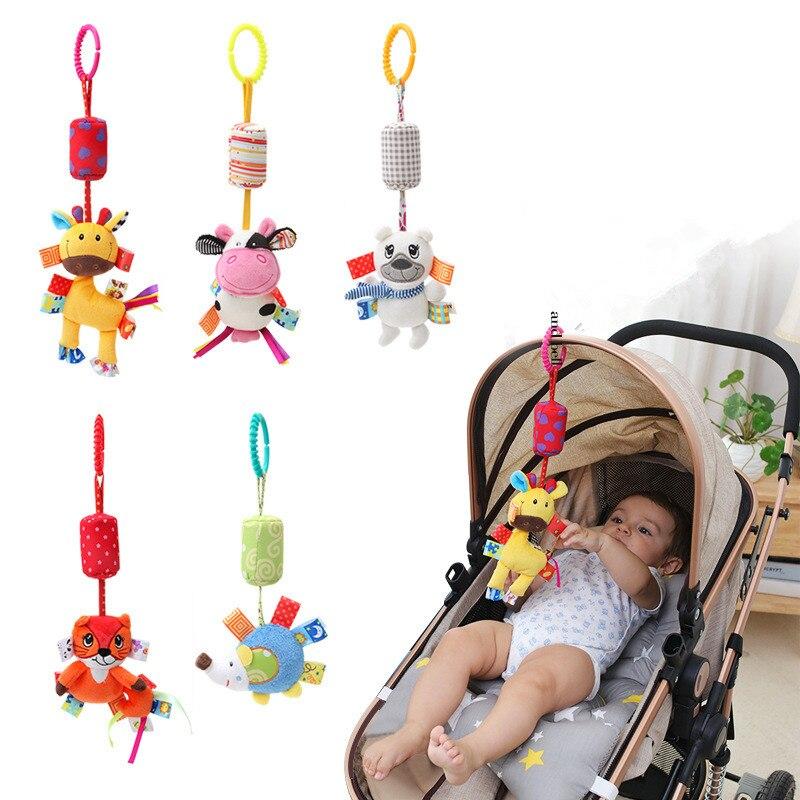 Детская игрушка, аксессуары для коляски, крючки для детской кроватки, Ранняя детская игрушка