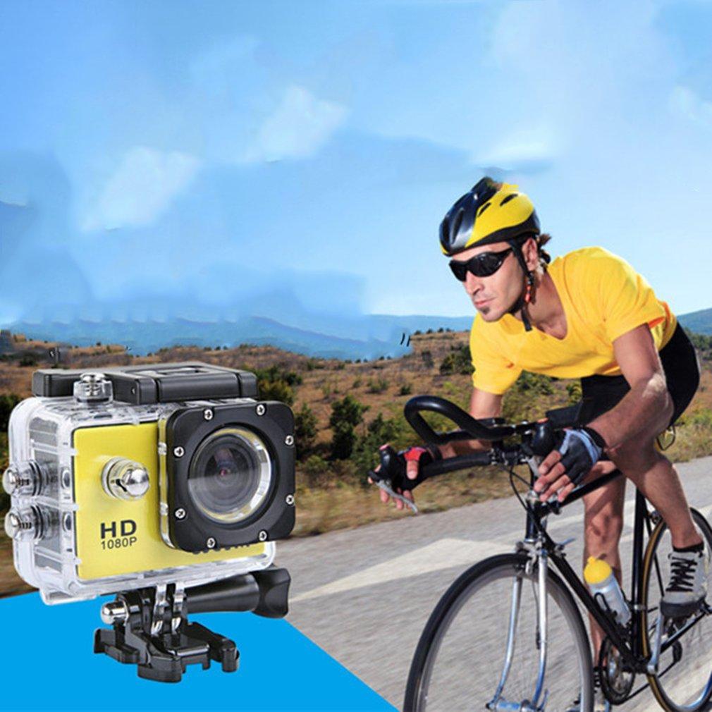 "Nuevo 2018 SJ6000 HD cámara de acción deportiva impermeable 1080p DVR Dash Cam 30FPS 2,0 ""LCD buceo 30M impermeable deporte DV"