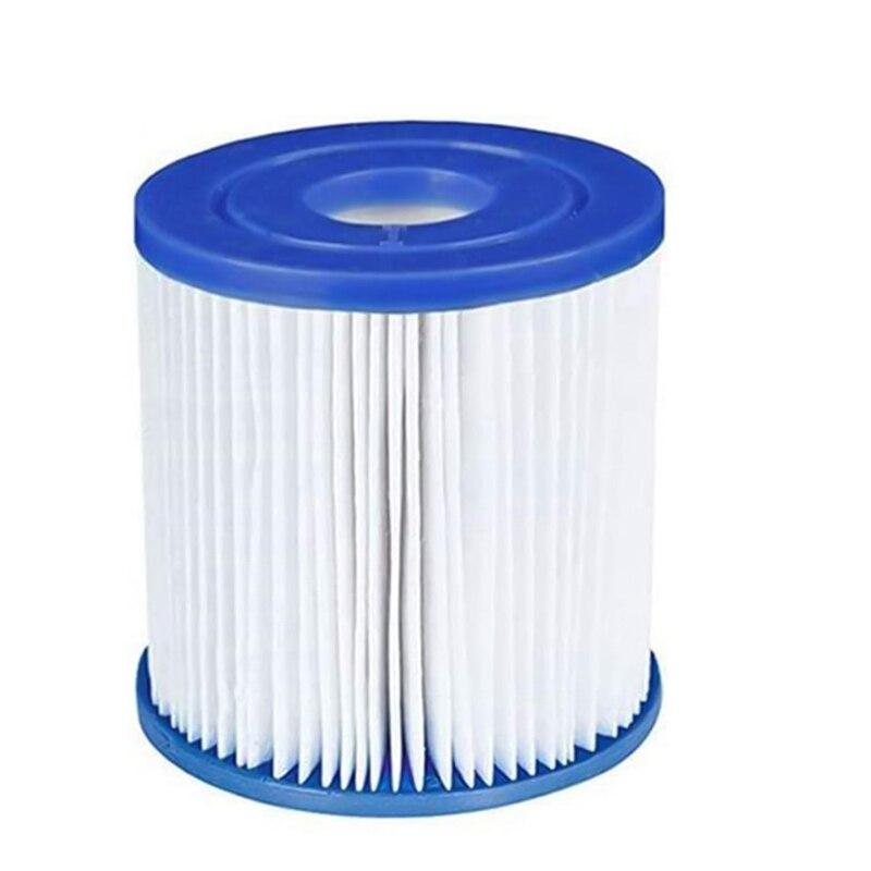 Filtro inflable fresco, filtro para piscina, accesorios de repuesto para natación, filtro para piscina, bomba de filtro de repuesto