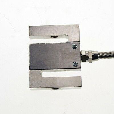 S نوع خلية تحميل الحزمة مقياس الاستشعار الترجيح الاستشعار 200 كجم/440lb مع كابل