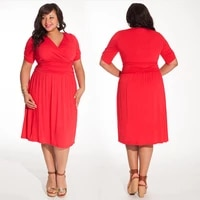 women dresses casual summer dresses a line v neck short sleeve party dresses cocktail dress plus size dresses